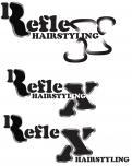 Logo # 249677 voor Ontwerp een fris, strak en trendy logo voor Reflex Hairstyling wedstrijd