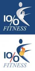 Logo # 396891 voor 100% fitness wedstrijd