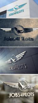 Logo design # 643576 for Jobs4pilots seeks logo contest