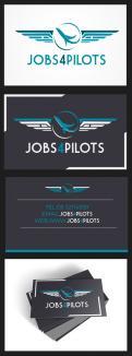 Logo design # 643579 for Jobs4pilots seeks logo contest
