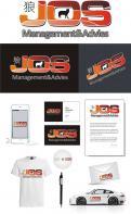 Logo # 361975 voor JOS Management en Advies wedstrijd