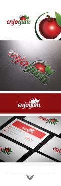 Logo # 339399 voor Logo Enjoyum. A fun, innovate and tasty food company. wedstrijd