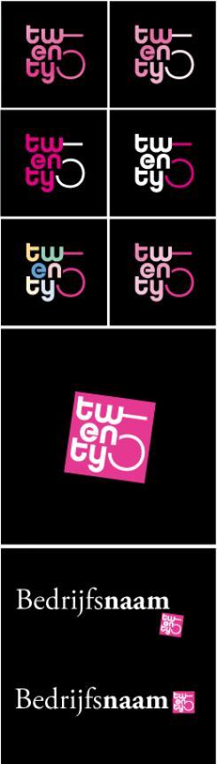 Logo # 652 voor Twenty5 wedstrijd