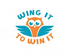 Logo design # 574873 for Wing it to win it! contest