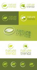 Logo # 396154 voor Logo for a spectacular new concept; Nature Trendz wedstrijd