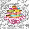 Logo # 1231414 voor Ontwerp een kleurrijk logo voor een donut store wedstrijd