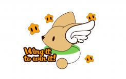 Logo design # 576491 for Wing it to win it! contest
