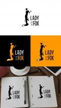 Logo # 437992 voor Lady & the Fox needs a logo. wedstrijd
