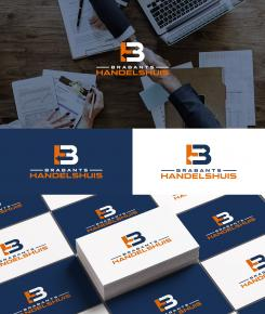 Logo # 1092275 voor Logo voor Brabants handelshuis wedstrijd