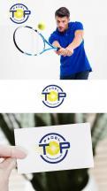 Logo # 1154578 voor Logo voor onze nieuwe Padel Club op ons Tenniscomplex wedstrijd