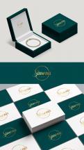 Logo # 1156196 voor Ontwerp een luxe logo voor een nieuw oorbellen merk!!! wedstrijd
