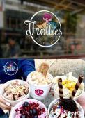 """Logo # 926469 voor Logo voor """"Rolled ice cream"""" startup (Frollies) wedstrijd"""