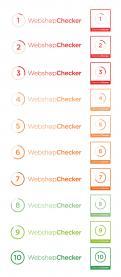Logo design # 1095712 for WebshopChecker nl Widget contest