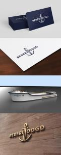 Logo # 983460 voor Modern  luxe logo voor rondvaartboot amsterdam wedstrijd