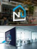 Logo design # 929293 for Stylish real estate logo for the private market with a nod to B2B contest