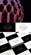 Logo # 1166156 voor Een logo voor studio NOURR  een creatieve studio die lampen ontwerpt en maakt  wedstrijd