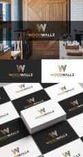 Logo design # 1151715 for modern logo for wood wall panels contest