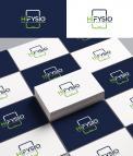 Logo # 1102660 voor Logo voor Hifysio  online fysiotherapie wedstrijd