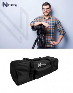 Logo # 1239606 voor Logo voor kwalitatief   luxe fotocamera statieven merk Nevy wedstrijd