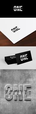 Logo # 950898 voor ONE PERCENT CLOTHING kledingmerk gericht op DJ's   artiesten wedstrijd