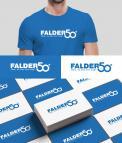 Logo # 1106499 voor Nieuwe visuele identiteit Falder nl wedstrijd