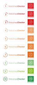 Logo design # 1096769 for WebshopChecker nl Widget contest