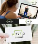 Logo # 1101386 voor Logo voor Hifysio  online fysiotherapie wedstrijd