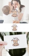 Logo # 1139209 voor Ontwerp een schattig logo voor een nieuw babybeertje wedstrijd