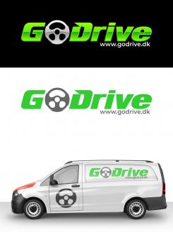 Logo design # 1237951 for Modern and minimalistic logo for at driving school contest