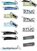 Logo # 10155 voor logo t.b.v. stuc mijn huis.nl wedstrijd