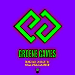 Logo # 1214902 voor Ontwerp een leuk logo voor duurzame games! wedstrijd