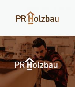Logo  # 1161493 für Logo fur das Holzbauunternehmen  PR Holzbau GmbH  Wettbewerb