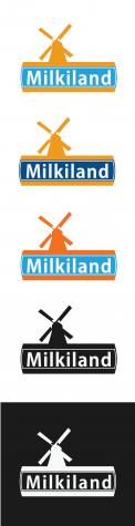 Logo # 329064 voor Redesign of the logo Milkiland. See the logo www.milkiland.nl wedstrijd