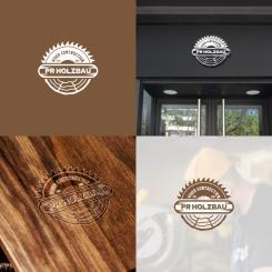 Logo  # 1166950 für Logo fur das Holzbauunternehmen  PR Holzbau GmbH  Wettbewerb