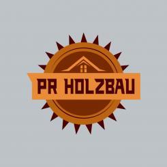 Logo  # 1166671 für Logo fur das Holzbauunternehmen  PR Holzbau GmbH  Wettbewerb