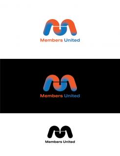 Logo design # 1126281 for MembersUnited contest
