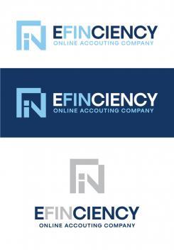 Logo # 617375 voor Ontwerp logo voor innovatief online accounting bedrijf wedstrijd