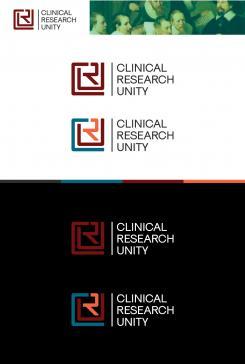 Logo # 613278 voor Ontwerp een zakelijk en rustig  logo voor de afdeling Clinical Research Unit (afkorting: CRU), een afdeling binnen het AMC; een groot academisch ziekenhuis in Amsterdam. wedstrijd