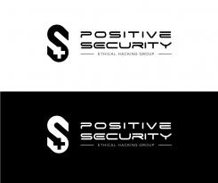 Logo design # 604050 for Logo for a security group named positivesecurity contest