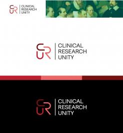 Logo # 613614 voor Ontwerp een zakelijk en rustig  logo voor de afdeling Clinical Research Unit (afkorting: CRU), een afdeling binnen het AMC; een groot academisch ziekenhuis in Amsterdam. wedstrijd