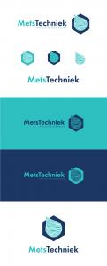 Logo design # 1126762 for Logo for my company  Mets Techniek contest