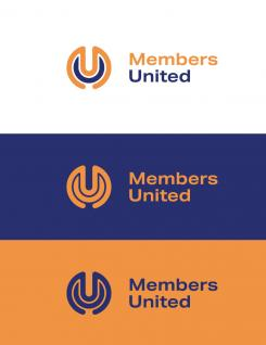 Logo design # 1126271 for MembersUnited contest