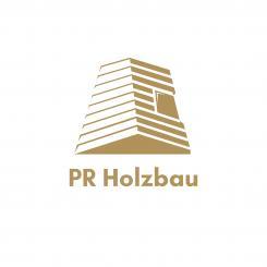 Logo  # 1167698 für Logo fur das Holzbauunternehmen  PR Holzbau GmbH  Wettbewerb