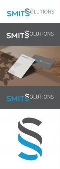 Logo design # 1097986 for logo for Smits Solutions contest