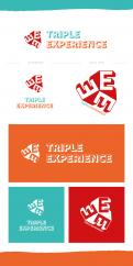 Logo design # 1139623 for Triple experience contest