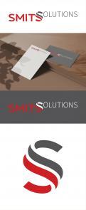 Logo design # 1097716 for logo for Smits Solutions contest