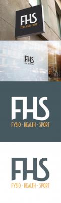Logo # 1094920 voor Logo in een nieuw jasje   voor een sportieve fysiotherapeut wedstrijd