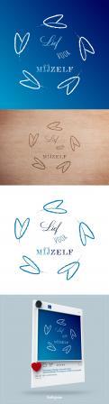Logo # 1133155 voor Logo 'Lief voor mijzelf'   voorlichting aan kinderen en jongeren over depressie en sombere gevoelens wedstrijd