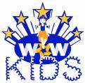 Logo # 385606 voor Ontwerp een stralend logo voor een webshop vol vrolijke en mooie kindermode/ Design a radiant logo for kids fashion online! wedstrijd