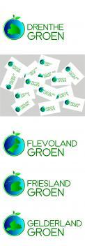 Logo # 1141833 voor Logo Drenthe Groen wedstrijd